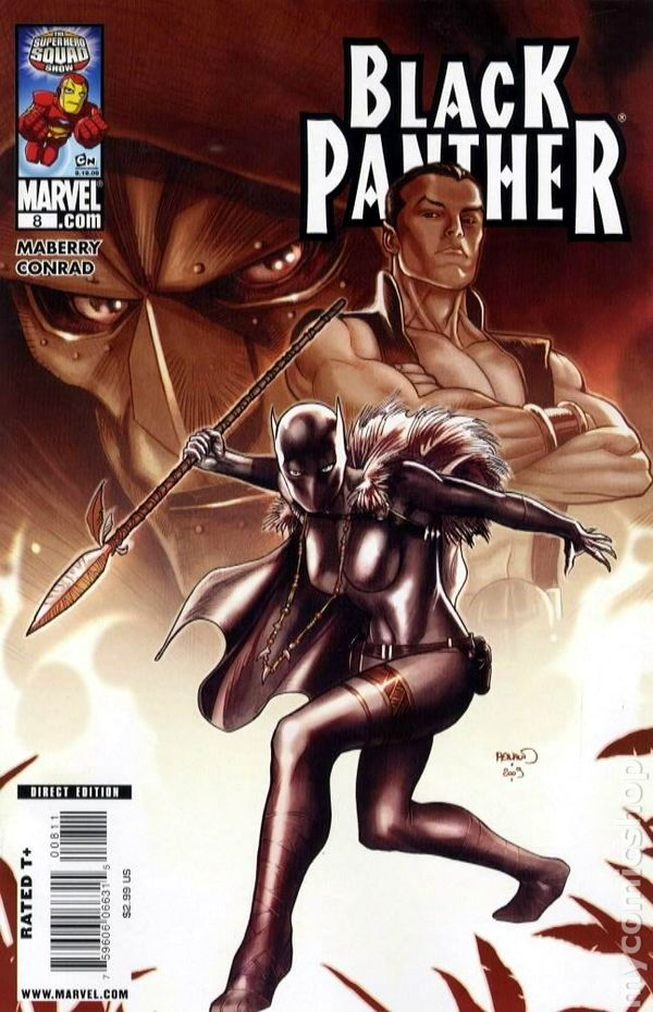 black panther marvel nude boobs