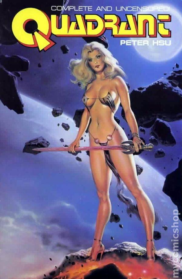 Quadrant TPB (1990 Malibu) comic books