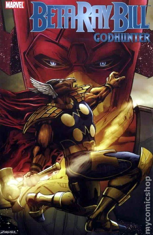 Comic Books In  U0026 39 Saga Of Beta Ray Bill Tpb U0026 39