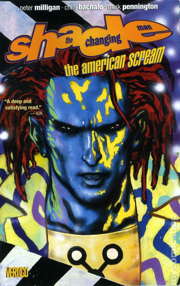Shade, the Changing Man #21 - Off the Road, Part One of