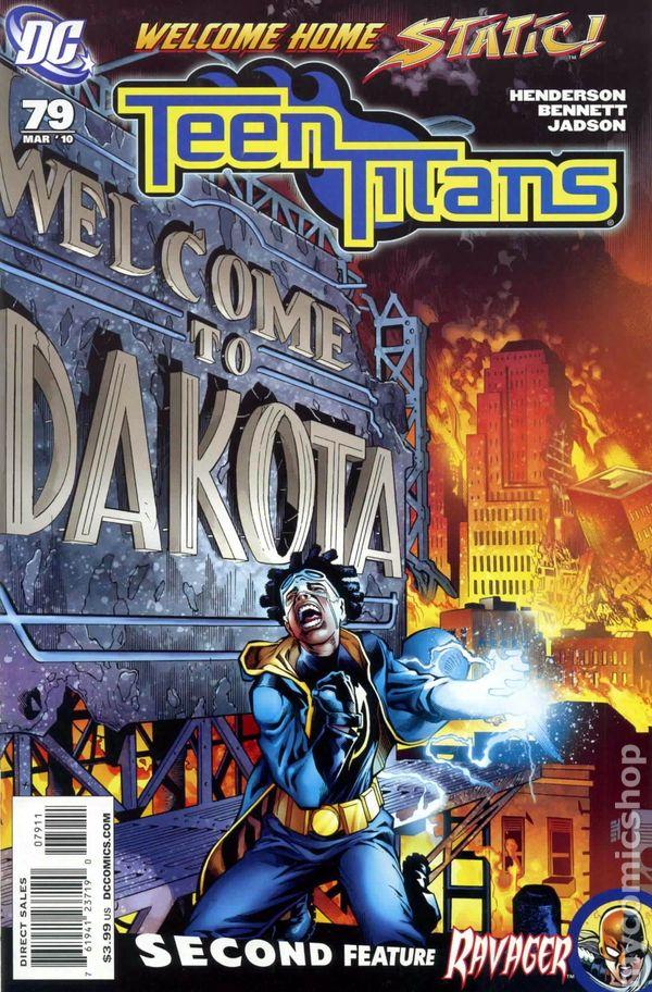 Teen Titans 2003-2011 3Rd Series Comic Books-3361