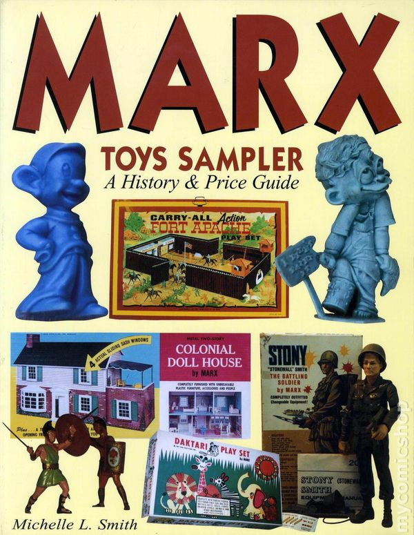 Marx Toys Price Guide 9