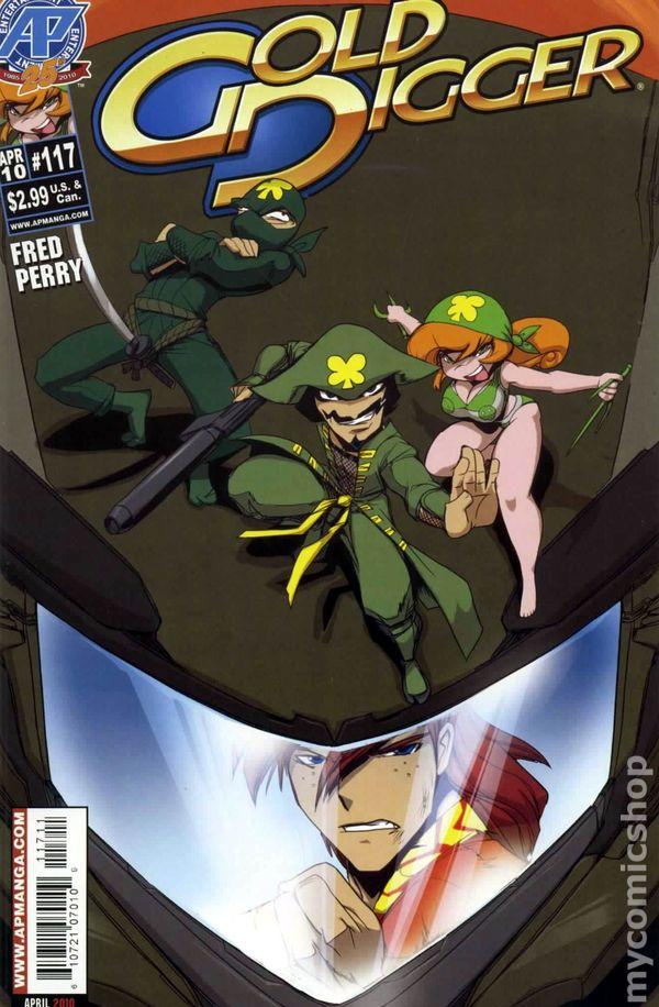 Gold Digger 1999 3rd Series Comic Books