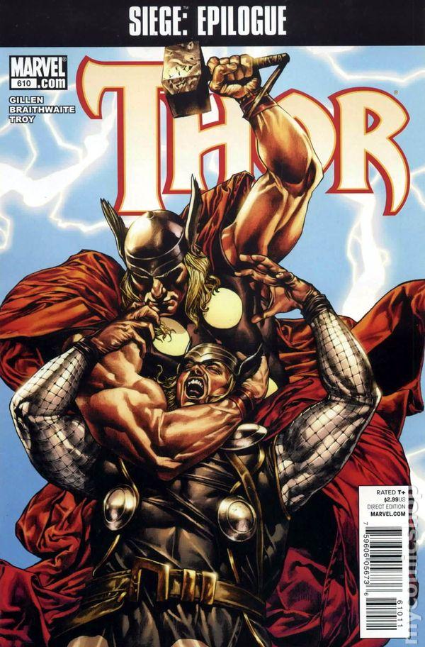 Comic Books In Siege Marvel