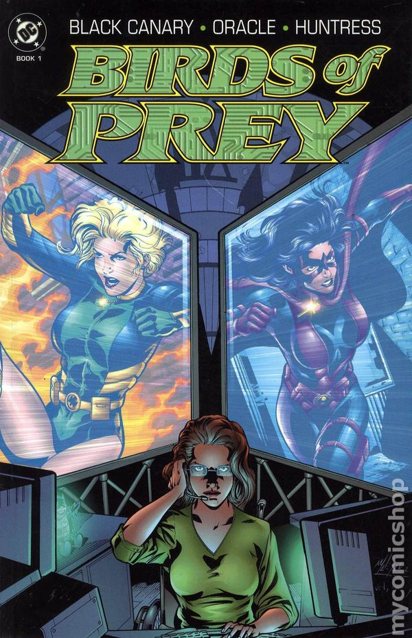 Birds Of Prey Tpb 1999 Dc Black Canary Oracle Comic Books