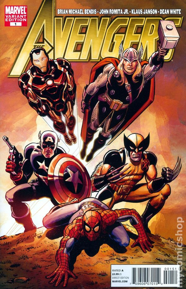 Comic Book Numbering Avengers Numbering Race For 600 border=
