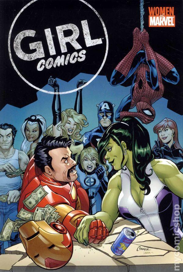marvel comics 2010