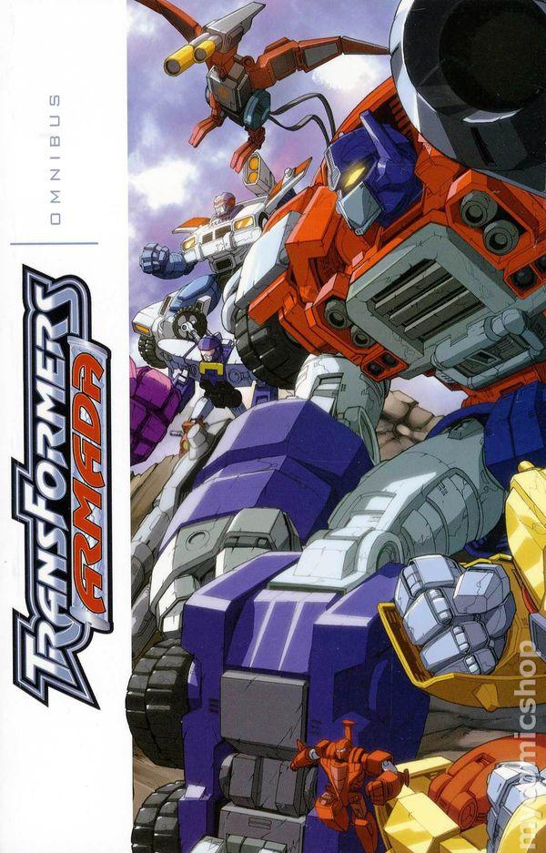 Transformers Armada Book Enter the Mini-Cons Build 3D Models 2003