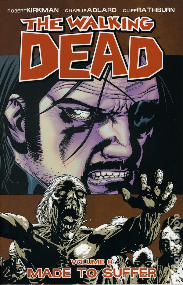 walking dead issue 97 cbr 600