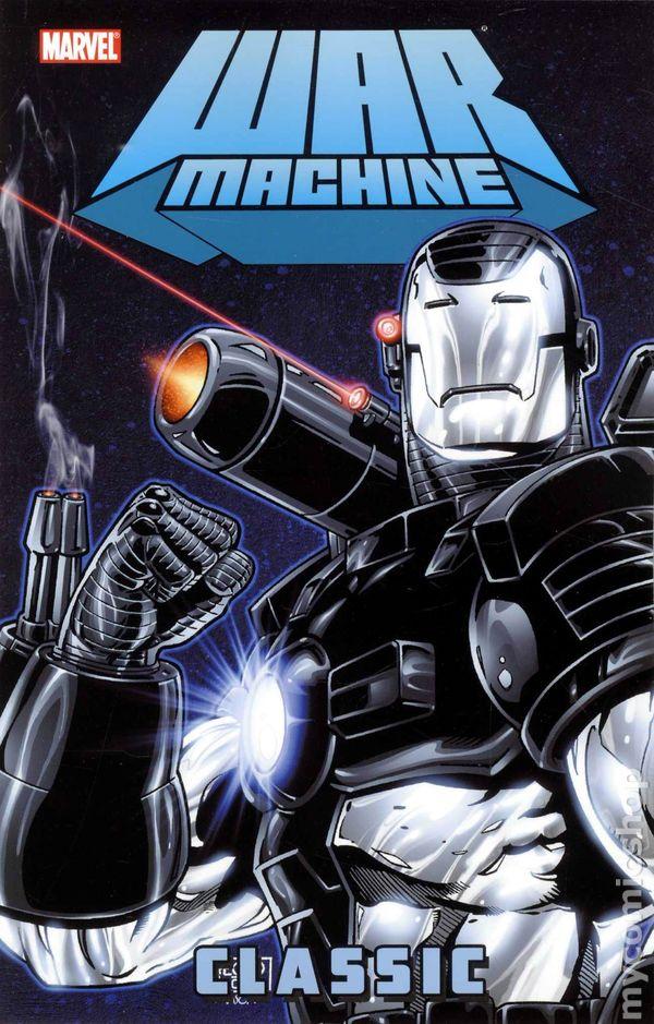 War Machine Marvel
