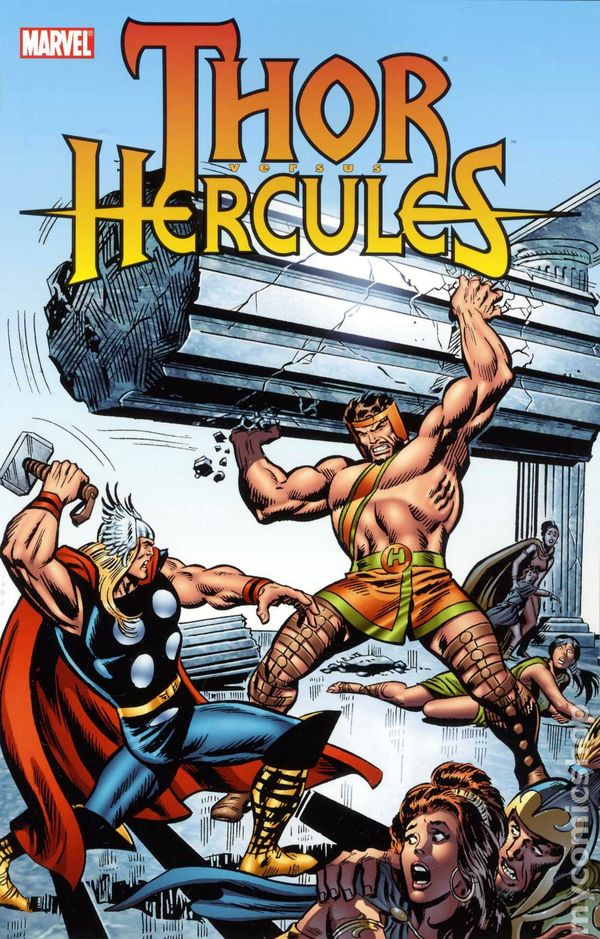 hercules vs thor