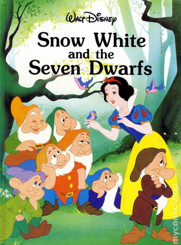 Snow White comic books issue 1