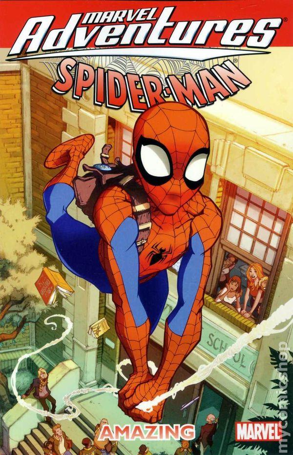 Spider-Man: The Adventures of Spider-Man