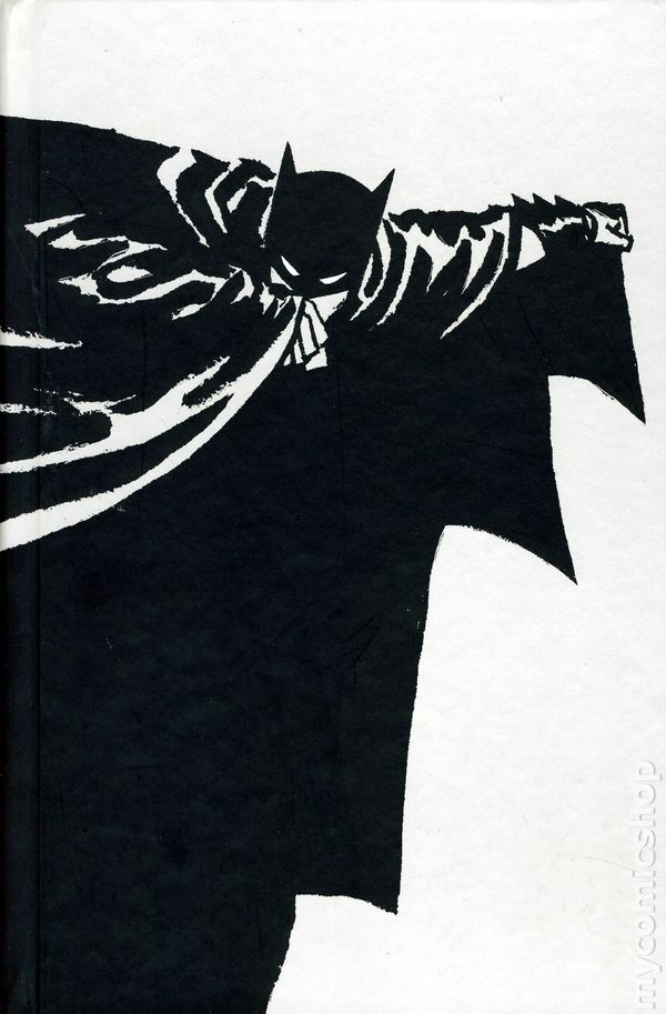 Batman comic books issue 1 batman year one hc 2005 dc deluxe edition 1st edition 1n 1st fandeluxe Image collections