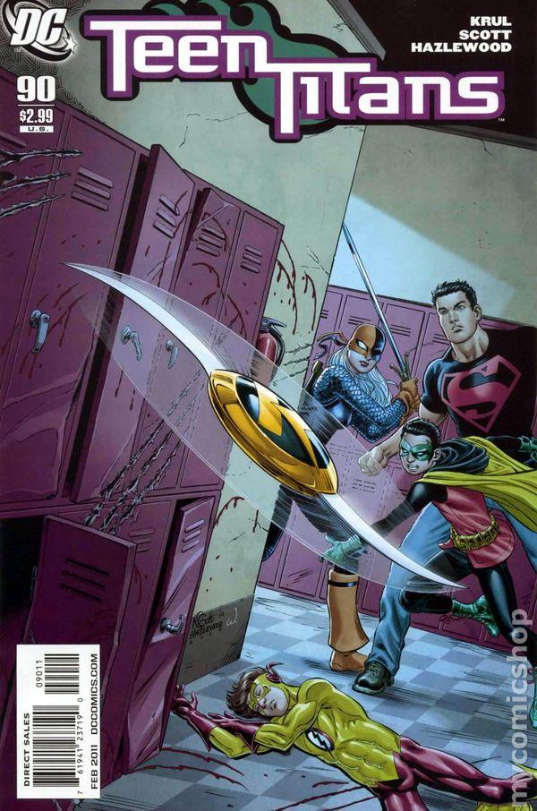 Teen Titans 2003-2011 3Rd Series Comic Books-6891