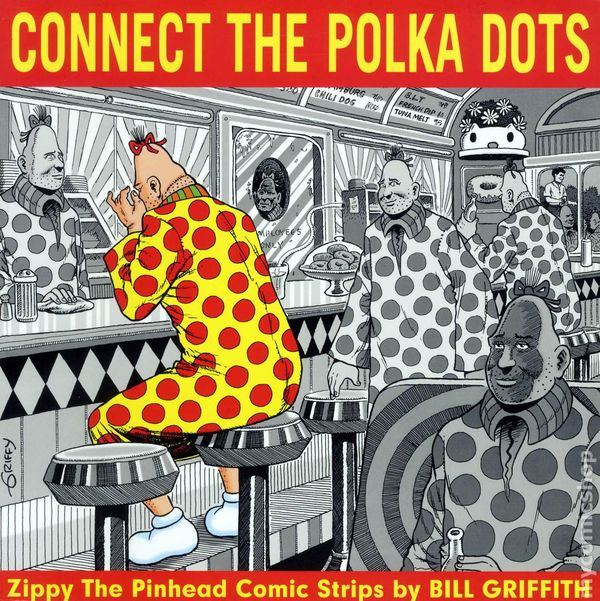 connect the polka dots tpb 2006 zippy the pinhead comic books