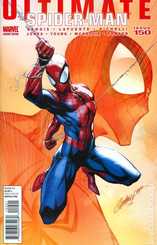 Ultimate Spider-man 2009 series # 13 near mint comic book