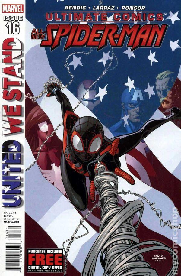 Ultimate comics spider man 2011 3rd series comic books - Marvel spiderman comics pdf ...