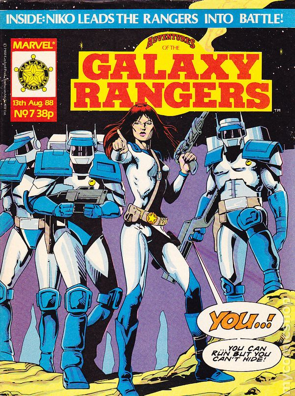 Galaxy Rangers Battle of Bandits Movie free download HD 720p