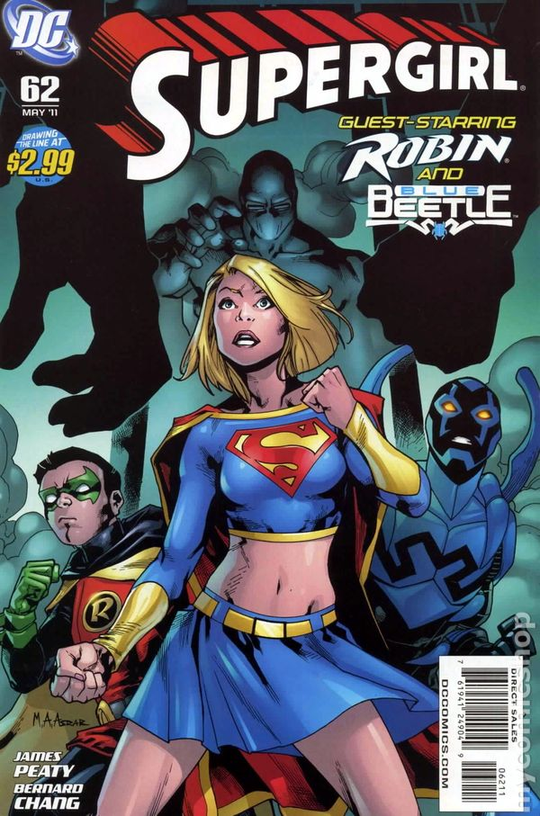 Supergirl #59 VF//NM February 2011