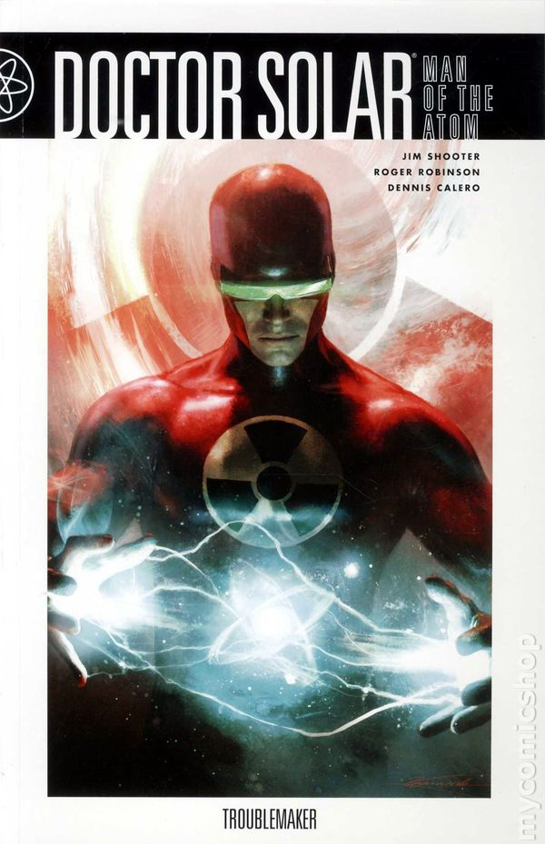 Solar Man of The Atom #1 Review