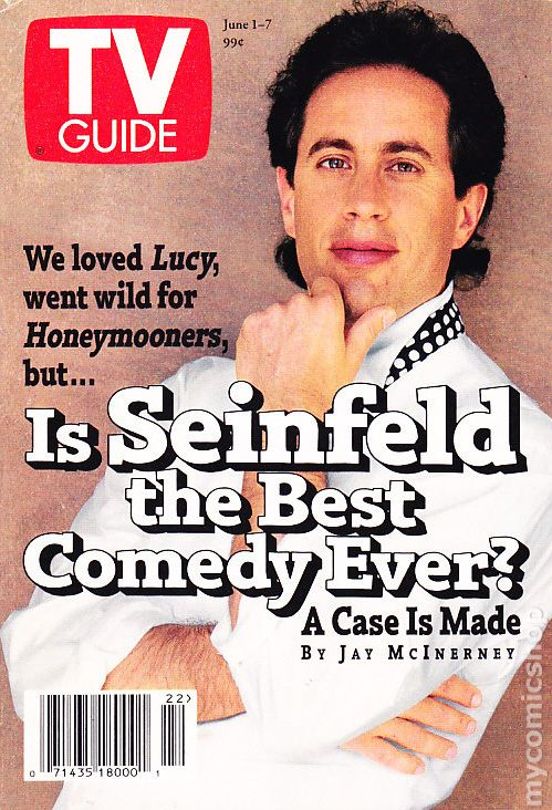 a critique of is seinfeld the best comedy ever by jay mclnerney It also gets very far away from the jerry seinfeld, man-child type characters  in  californication showtime has one of its strongest hits    ever  a solid new  comedy series with top drawer performance from duchovny  and the  characters can't talk about what a great writer he is without name dropping jay  mcinerney and.