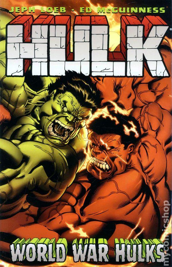 Comic books in spider man hulk tpb 2009 2011 marvel by jeph loeb 6 1st fandeluxe Choice Image