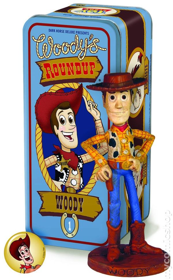 Comic Books In Toy Story Collectible