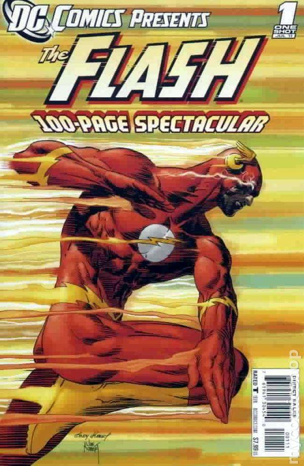 DC Comics Presents The Flash (2011) Comic Books