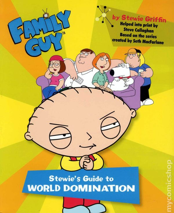 Stewie S Guide To World Domination 15