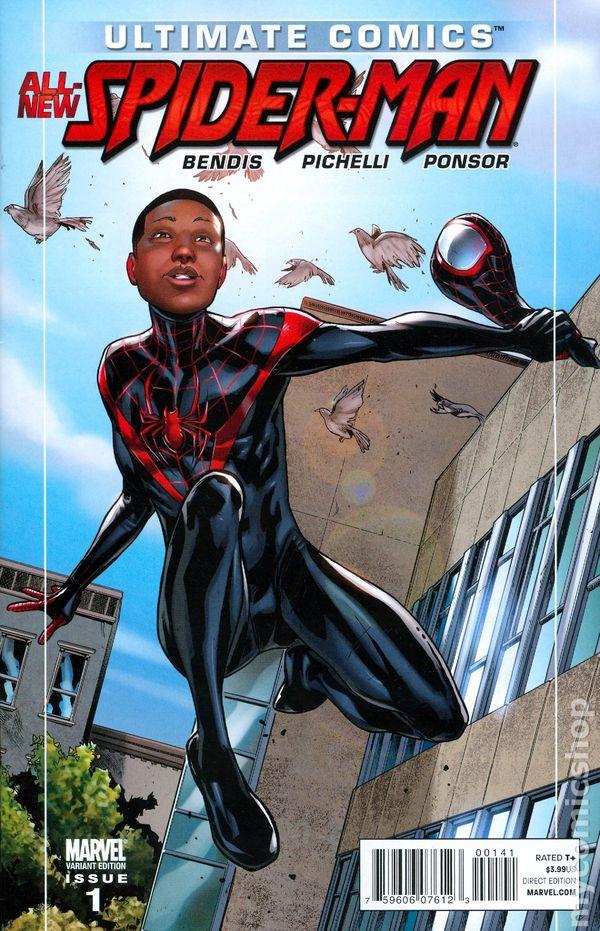 ULTIMATE COMICS SPIDER-MAN #23 2011 Marvel Comics