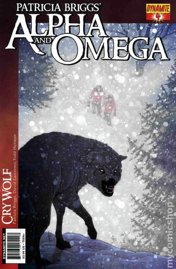 Old Wolf Book Cover : Alpha and omega cry wolf dynamite volume one comic