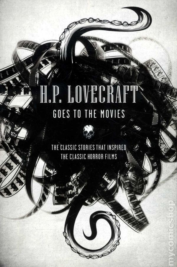 HP Lovecraft Goes to the Movies PB (2011) comic books