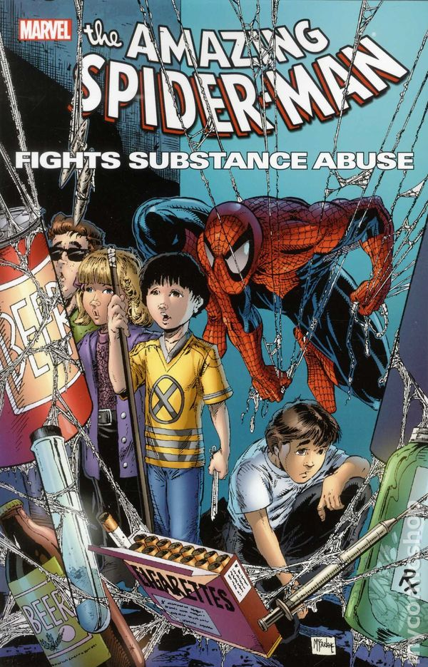 Amazing Spider-Man Fights Substance Abuse TPB (2012 Marvel) 1-1ST NM