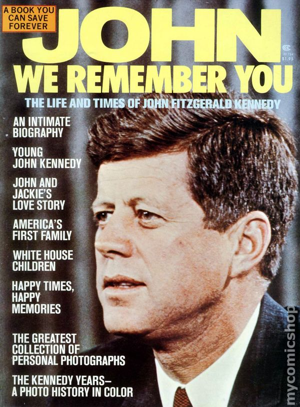 an introduction to the life and politics of john fitzgerald kennedy Over his lifetime, president john f kennedy received last rites four times before his assassination in 1963.