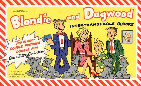 adult blondie comics
