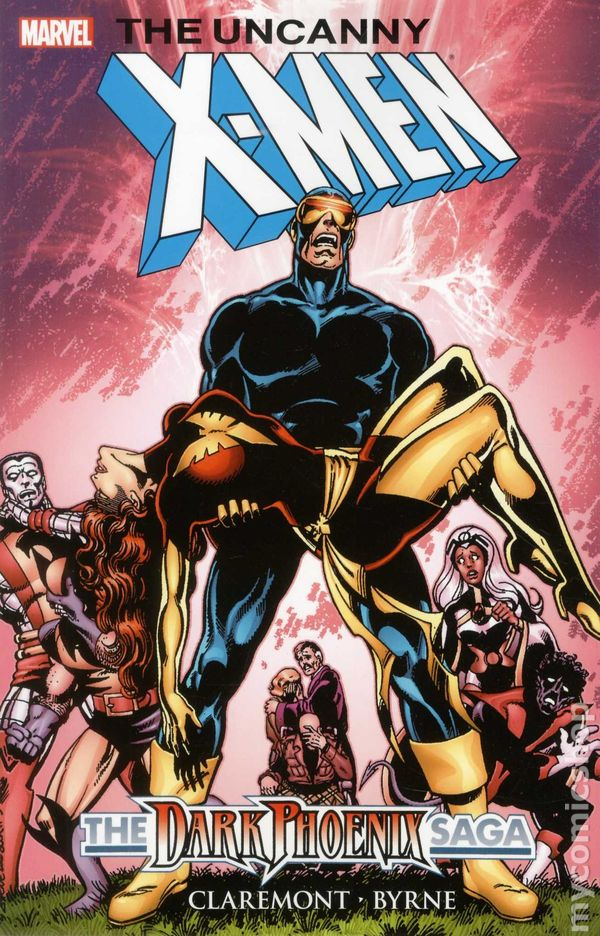 Cover for X-Men: The Dark Phoenix Saga