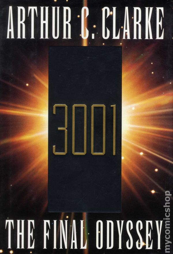 3001 The Final Odyssey HC 1997 A