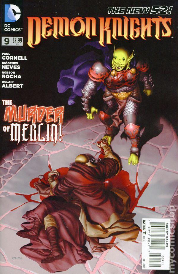 demon knights movie