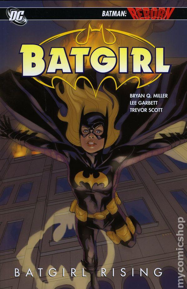 Image result for Batgirl: Batgirl Rising tpb