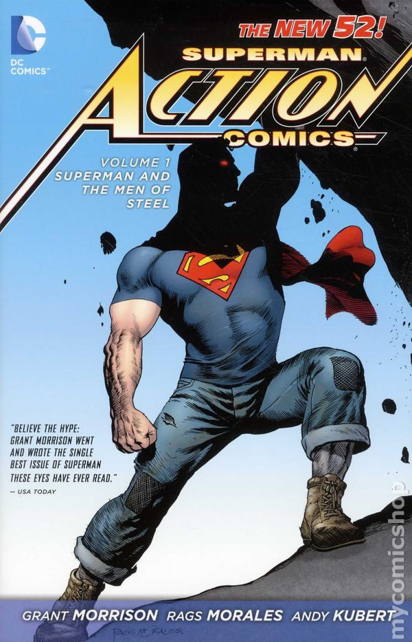 Image result for new 52 action # 1