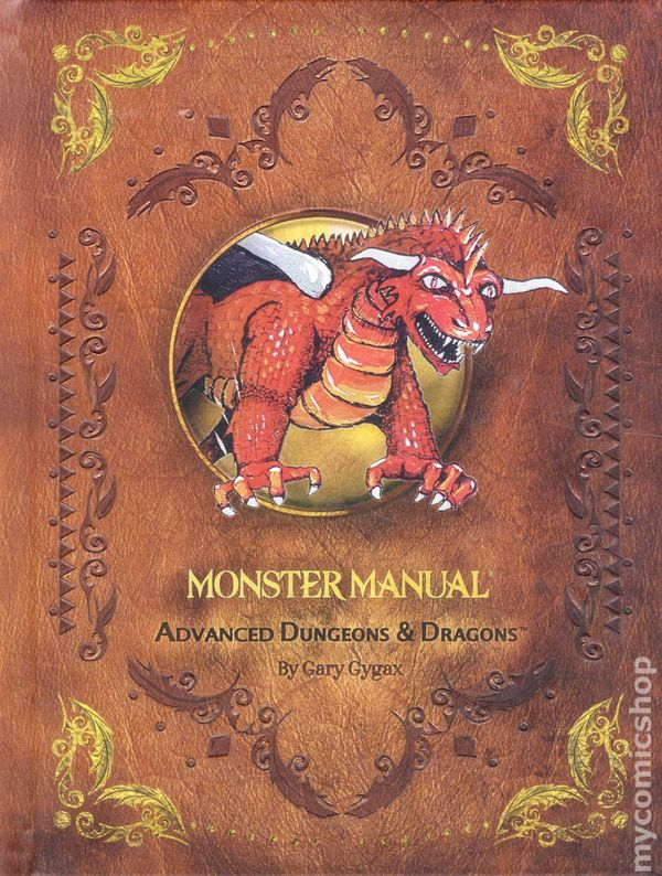 Comic books in 39 advanced dungeons and dragons 39 for Monster advanced search