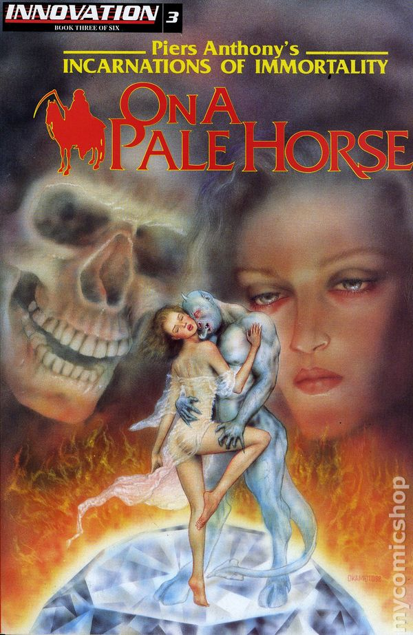 On a Pale Horse (1991) 3 - 1178039