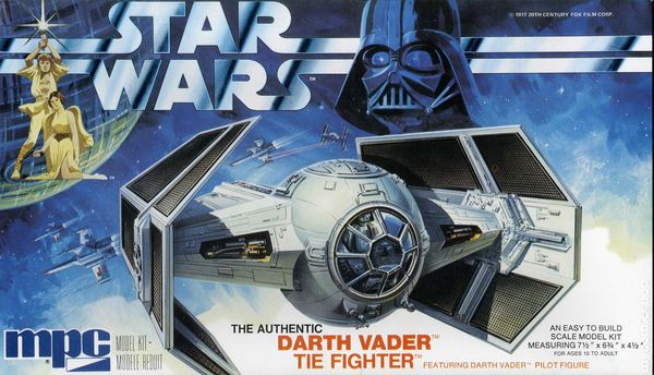 star wars mpc tie fighter instructions