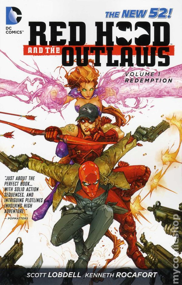 Red hood and the outlaws tpb 2012 2016 dc comics the new 52 red hood and the outlaws tpb 2012 2016 dc comics the new 52 comic books sciox Images