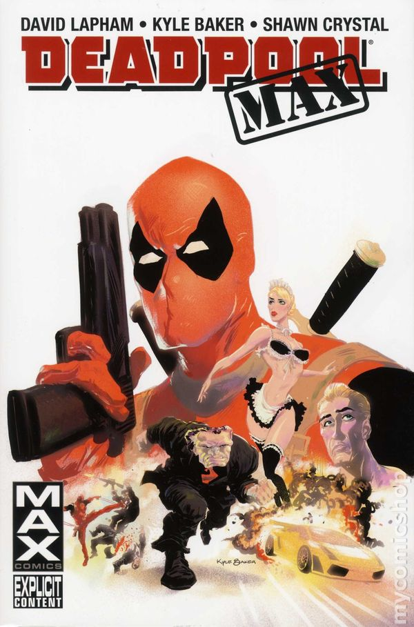 Marvel Comic DEADPOOL BY POSEHN AND DUGGAN OMNIBUS Hard Cover Vol #1 1344 page