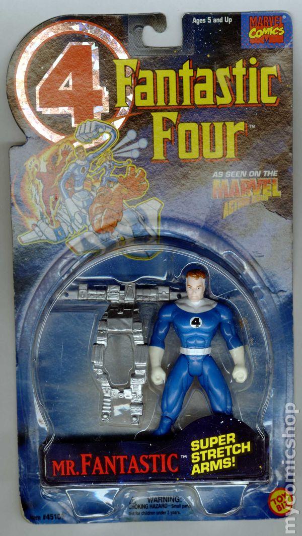 Toy Biz Marvel Comics Fantastic Four Action Figures