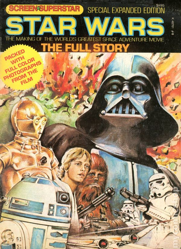 Screen Superstar 1977 Star Wars Special Expanded Edition
