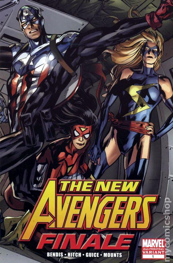 New Avengers Finale #1