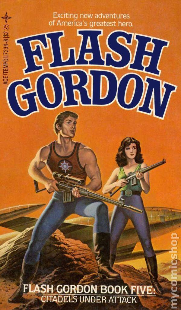 flash gordon 1980 comic